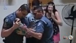 'Hero' cops resuscitate 21-day-old baby in dramatic video